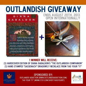 outlandish giveaway