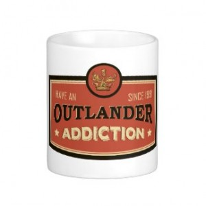 i_have_an_outlander_addiction_mug