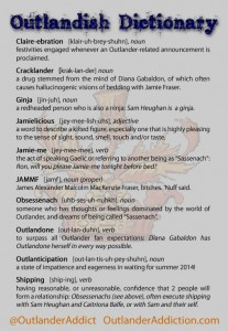 outlandish dictionary