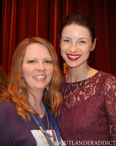 Andrea and Caitriona