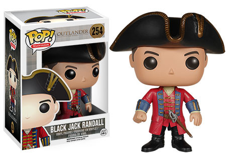 Funko_Outlander_Black Jack_Pop Vinyl Figure